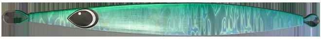 KEI Jig Sharp No.7 グリーン/ハラグロウ