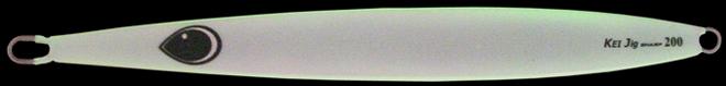 KEI Jig Sharp No.11 オールグローシルバーライン