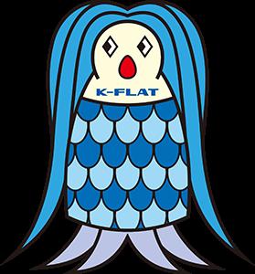K-FLATアマビエ